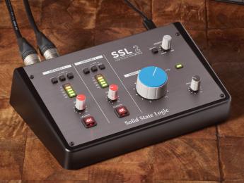 SSL 2 y SSL 2+, interfaces USB para el estudio doméstico