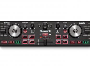 Numark DJ2GO2 Touch, nuevo controlador portable