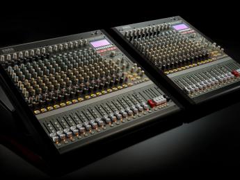 Korg MW-2408 y MW-16-08, mezcladores híbridos para directo