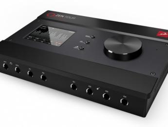 Antelope Audio Zen Tour Synergy Core, la compacta interfaz evoluciona e incorpora sistema DSP
