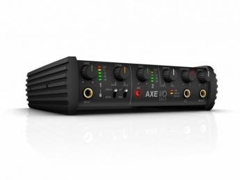 IK Multimedia Axe I/O Solo, nueva interfaz para guitarristas