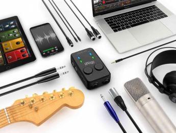 IK Multimedia iRig Pro Duo I/O, interfaz móvil actualizada con mejor sonido y menor tamaño