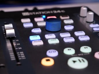 Primer vistazo a PreSonus ioStation 24c, superficie de control con interfaz de audio