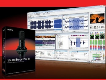 Sony Creative Software lanza Sound Forge Pro 10