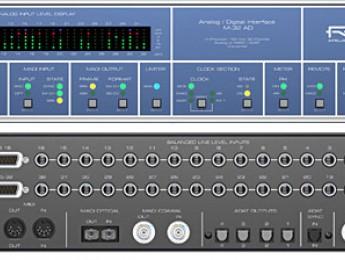 Nuevos convertidores M-Series de RME disponibles