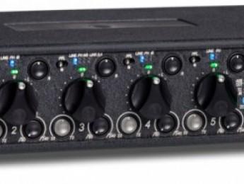 Nuevo mezclador portable Sound Devices 552