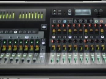 Nueva consola digital para directo Soundcraft Si1
