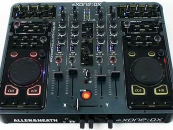 Allen & Heath presenta el controlador Xone:DX
