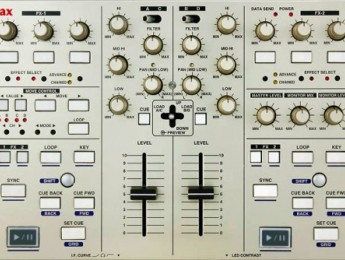 Vestax lanza el controlador TR-1 para DJs