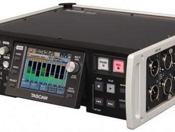 Tascam presenta la grabadora HS-PS2