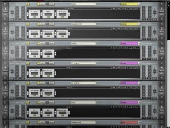 Waves MultiRack, host de plugins especial para directos