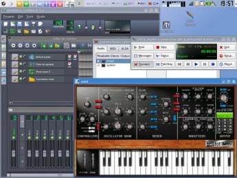 El sistema operativo libre Musix llega a su segunda versión