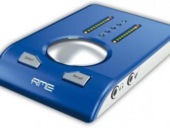 Nueva interfaz Babyface de RME Audio