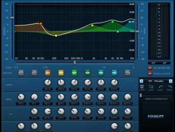 DMG Audio EQuality ahora también en RTAS