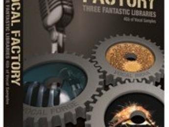 Zero-G lanza la librería Vocal Factory