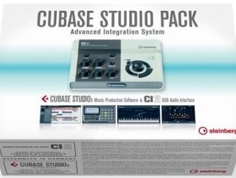 Steinberg lanza Cubase Studio Pack
