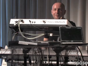 Demo Roland (II): AX-Synth, V-Combo VR-700 y Gaia SH-01