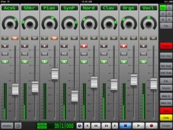 V-Control Pro, control avanzado de Pro Tools desde el iPad