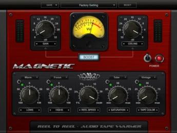 Nuevo plugin Magnetic de Nomad Factory