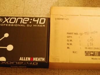 Allen & Heath Xone:4D a fondo