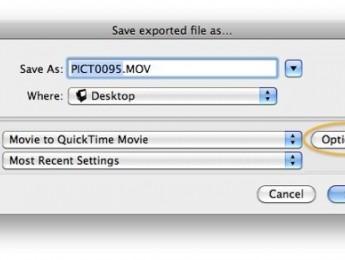 Sincronización de audio y vídeo en Logic Pro