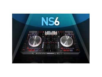 Nuevo controlador NS6 de Numark