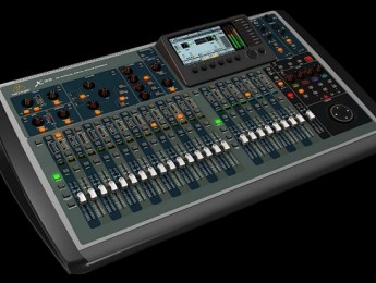 Así es la nueva mesa digital X32 de Behringer