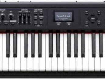 Roland anuncia el piano digital RD-300NX
