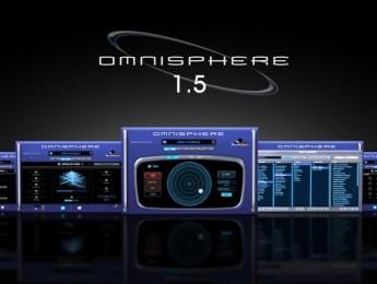Spectrasonics anuncia Omnisphere 1.5