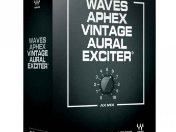 Waves anuncia Aphex Vintage Aural Exciter