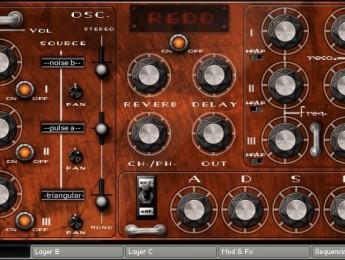 REDD, un sinte híbrido basado en Kontakt