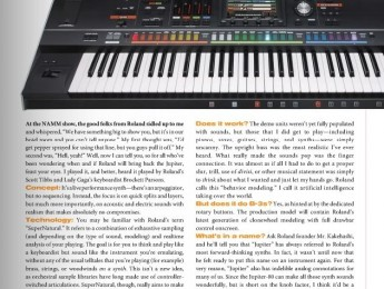 Nueva filtración del Roland Jupiter-80