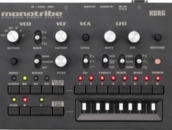 Así es Monotribe, el nuevo instrumento analógico de Korg