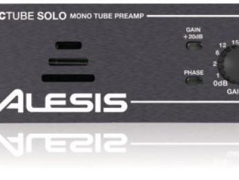 MicTube Solo y MicTube Duo, nuevos amplis valvulares de Alesis