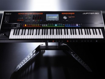 Roland Jupiter-80 anunciado de forma oficial