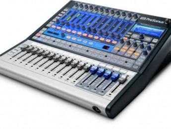 Nueva mesa digital StudioLive 16.0.2 de PreSonus
