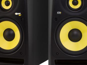 Nuevos monitores Rokit RP10-3 de KRK