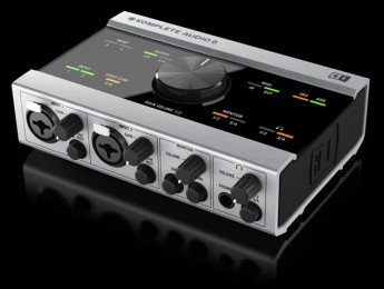 Native Instruments anuncia la interfaz Komplete Audio 6