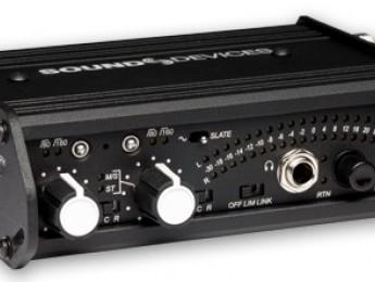 Sound Devices anuncia MixPre-D