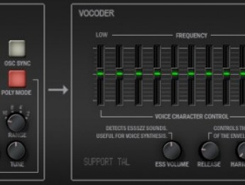 Togu Audio Line lanza TAL-Vocoder 2 beta