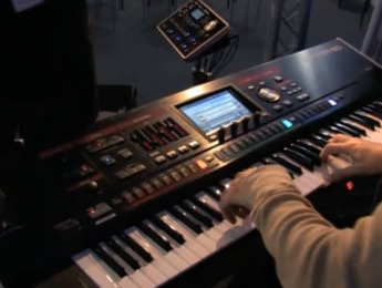 Los sonidos del Roland Jupiter-80