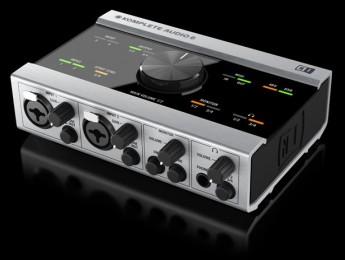 Ya está disponible la interfaz Komplete Audio 6 de NI