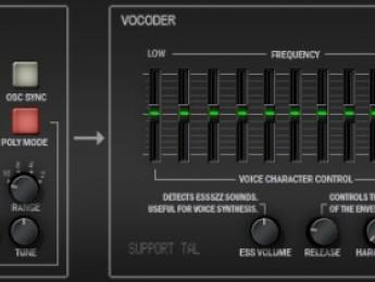 Disponible la versión final de TAL-Vocoder 2