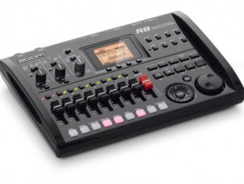 """Zoom R8, la grabadora que """"lo hace todo"""""""
