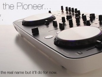 Así es el nuevo controlador de Pioneer