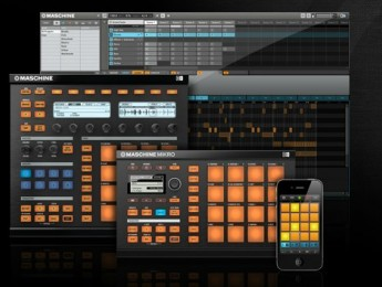 Maschine se crece: nueva versión, nuevo modelo Mikro y nueva aplicación para iPhone
