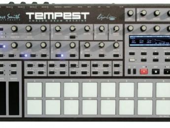 Vídeo detallado de Tempest, en manos de Roger Linn