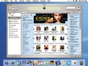 Novedades de Apple: iTunes Music Store, nuevos iPod y más