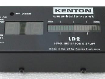 Kenton y el MIDI inalámbrico