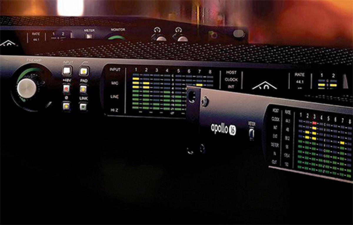 Universal Audio presenta la nueva generación de interfaces Apollo